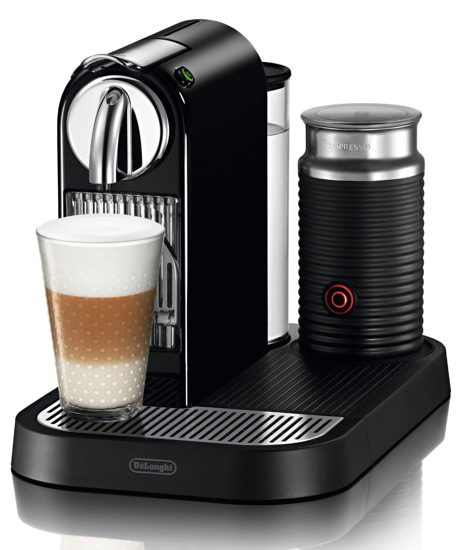 DeLonghi-EN-266.BAE-Nespresso-Citiz-und-milk Nespresso Citiz