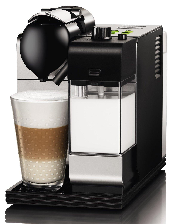 DeLonghi-EN-520.S-Nespressomaschine-EEK-A Nespresso Lattissima +