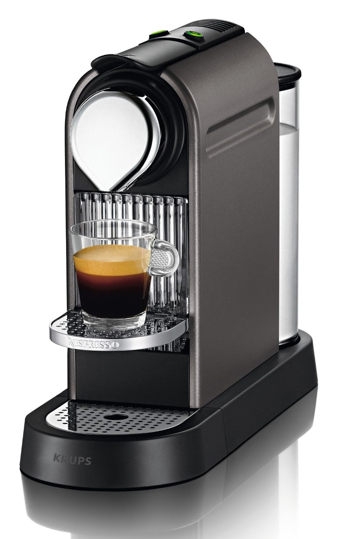 Krups-XN-720T-Kapselmaschine-Nespresso-Citiz Nespresso Citiz