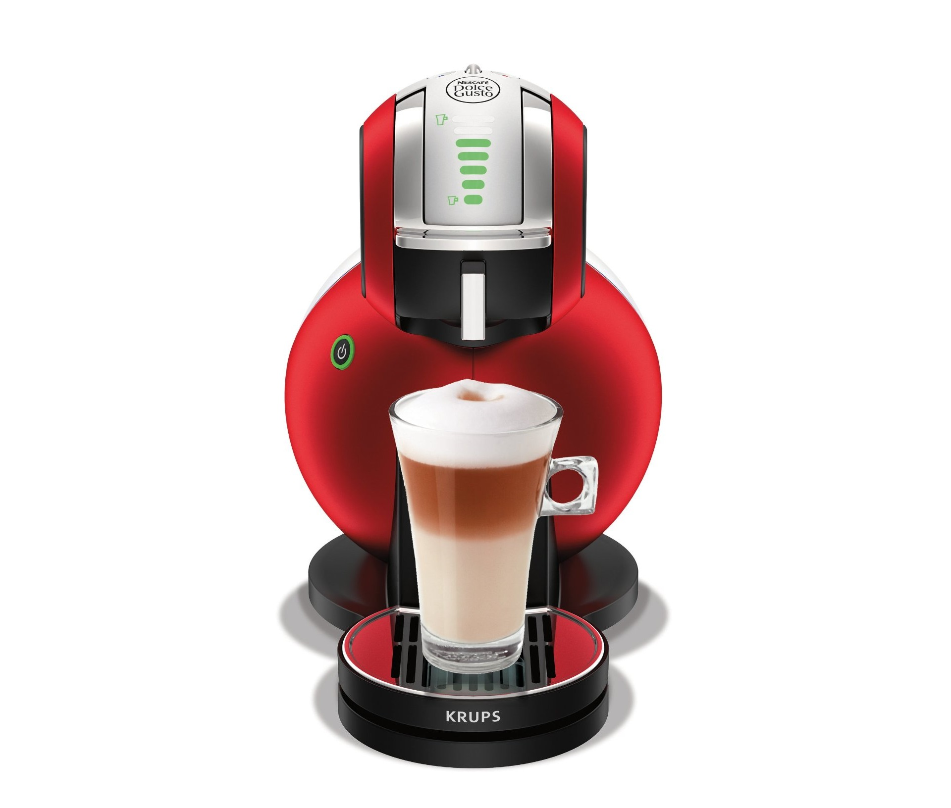 Krups-KP2305-Nescafé-Dolce-Gusto-Melody-3-Automatisch-Red-Metal1 Dolce Gusto Melody
