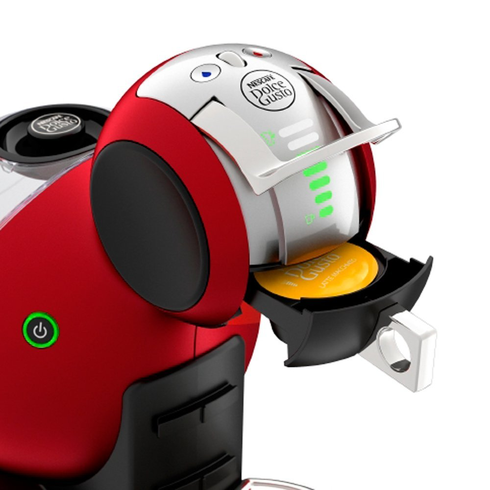 Krups-KP2305-Nescafé-Dolce-Gusto-Melody-3-Automatisch-Red-Metal3 Dolce Gusto Maschinen